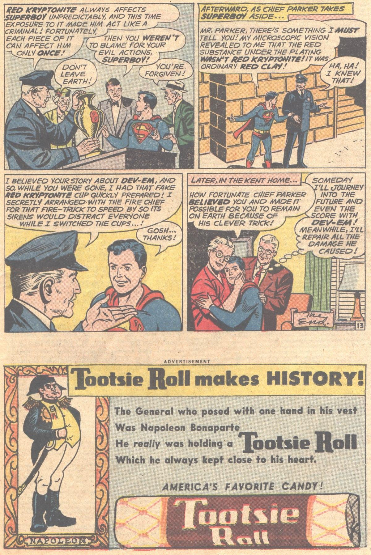 Read online Adventure Comics (1938) comic -  Issue #288 - 15