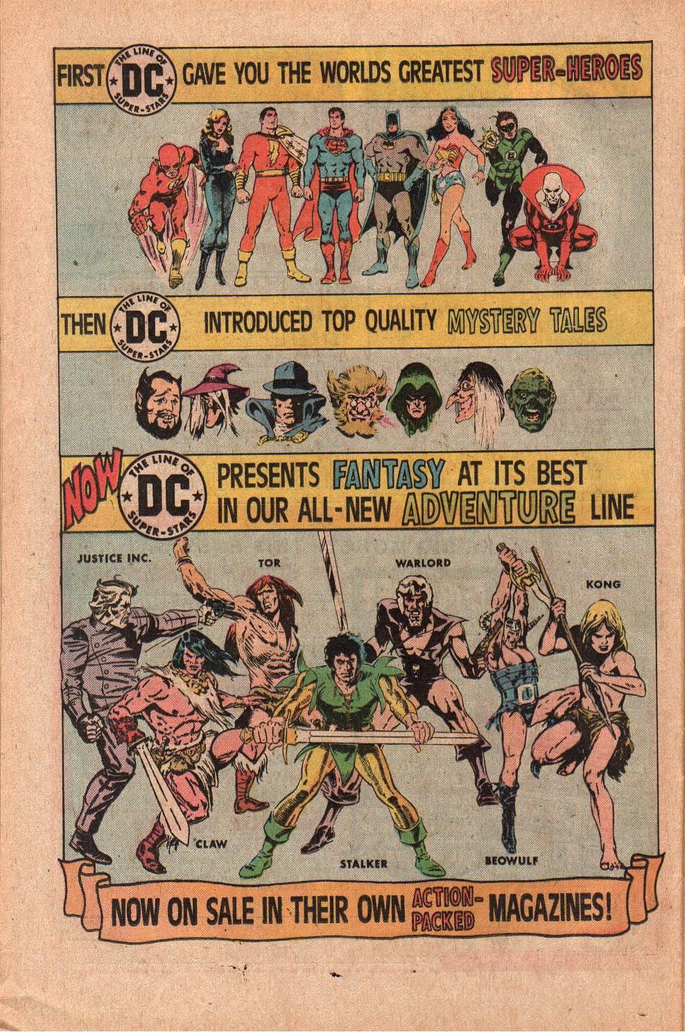 Read online Shazam! (1973) comic -  Issue #19 - 24