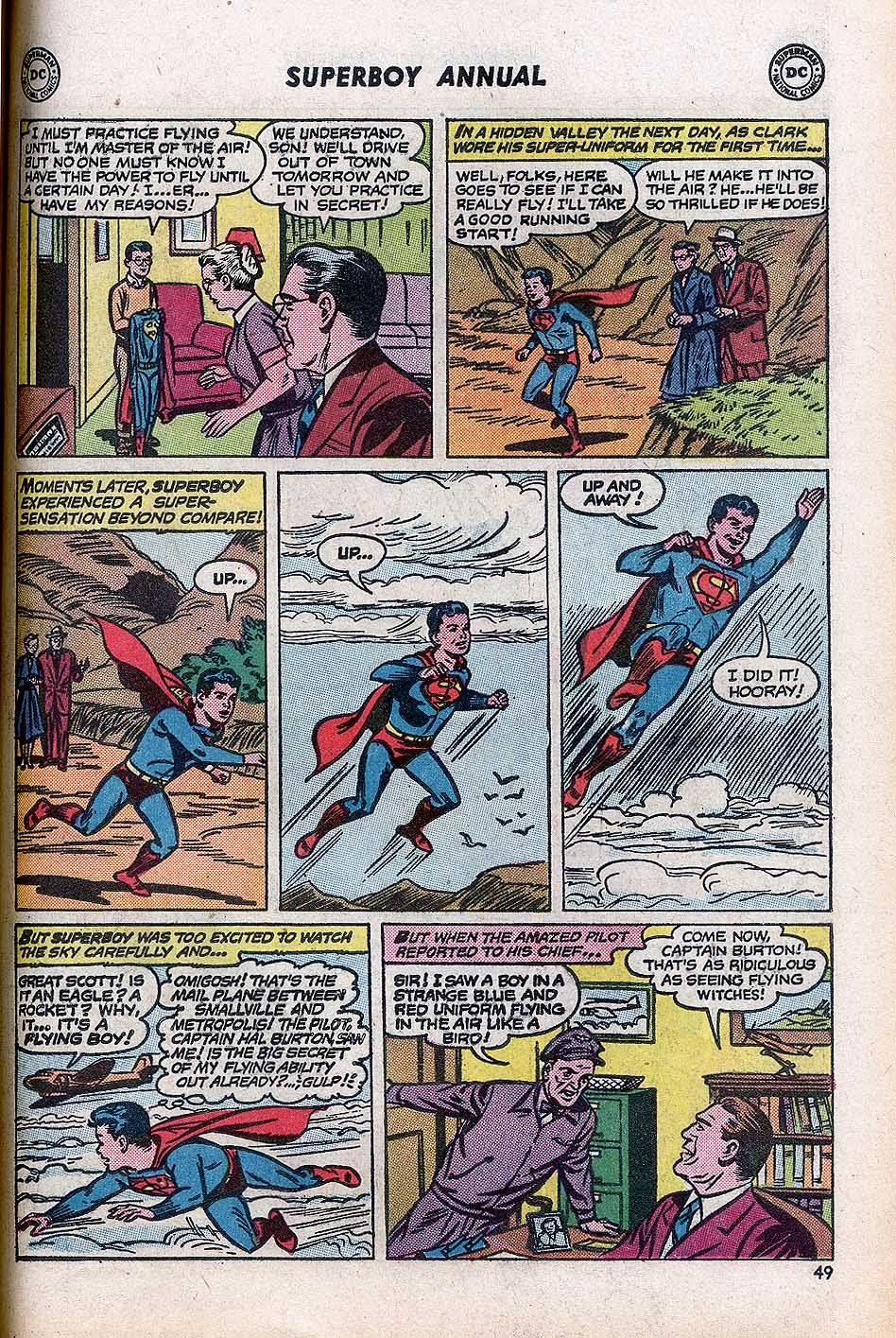 Superboy (1949) issue Annual 1 - Page 51