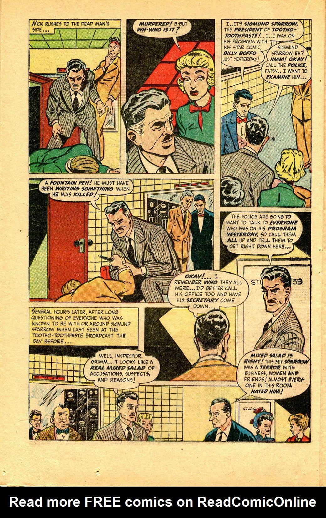 Read online Shadow Comics comic -  Issue #97 - 28