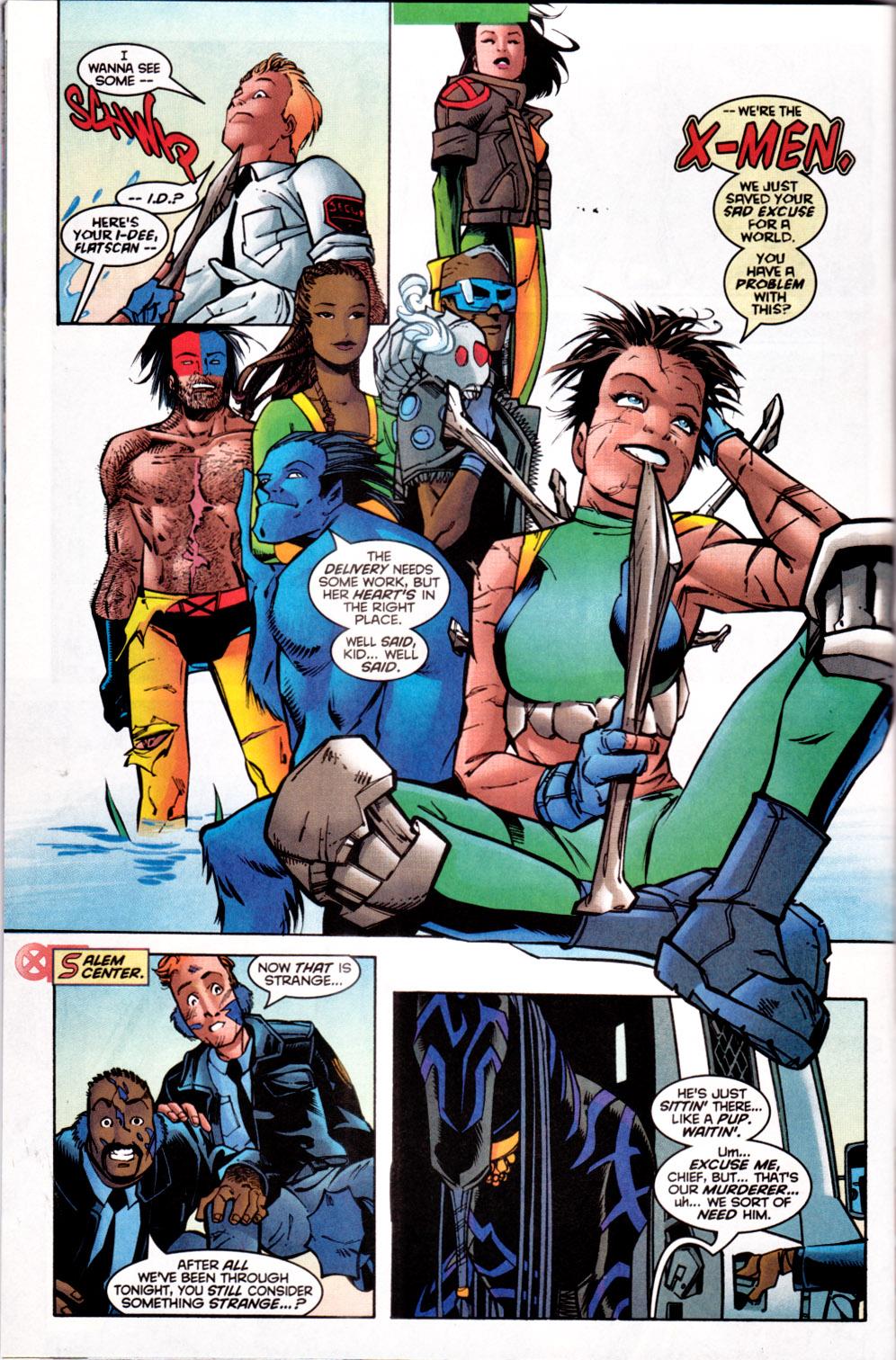 X-Men (1991) 75 Page 38
