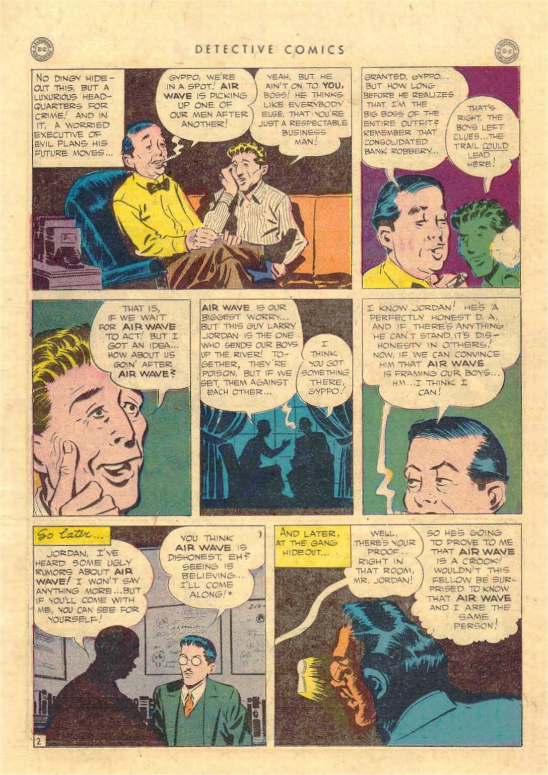 Read online Detective Comics (1937) comic -  Issue #97 - 32