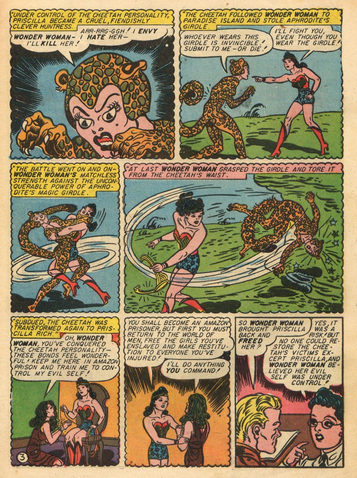 Read online Sensation (Mystery) Comics comic -  Issue #22 - 5