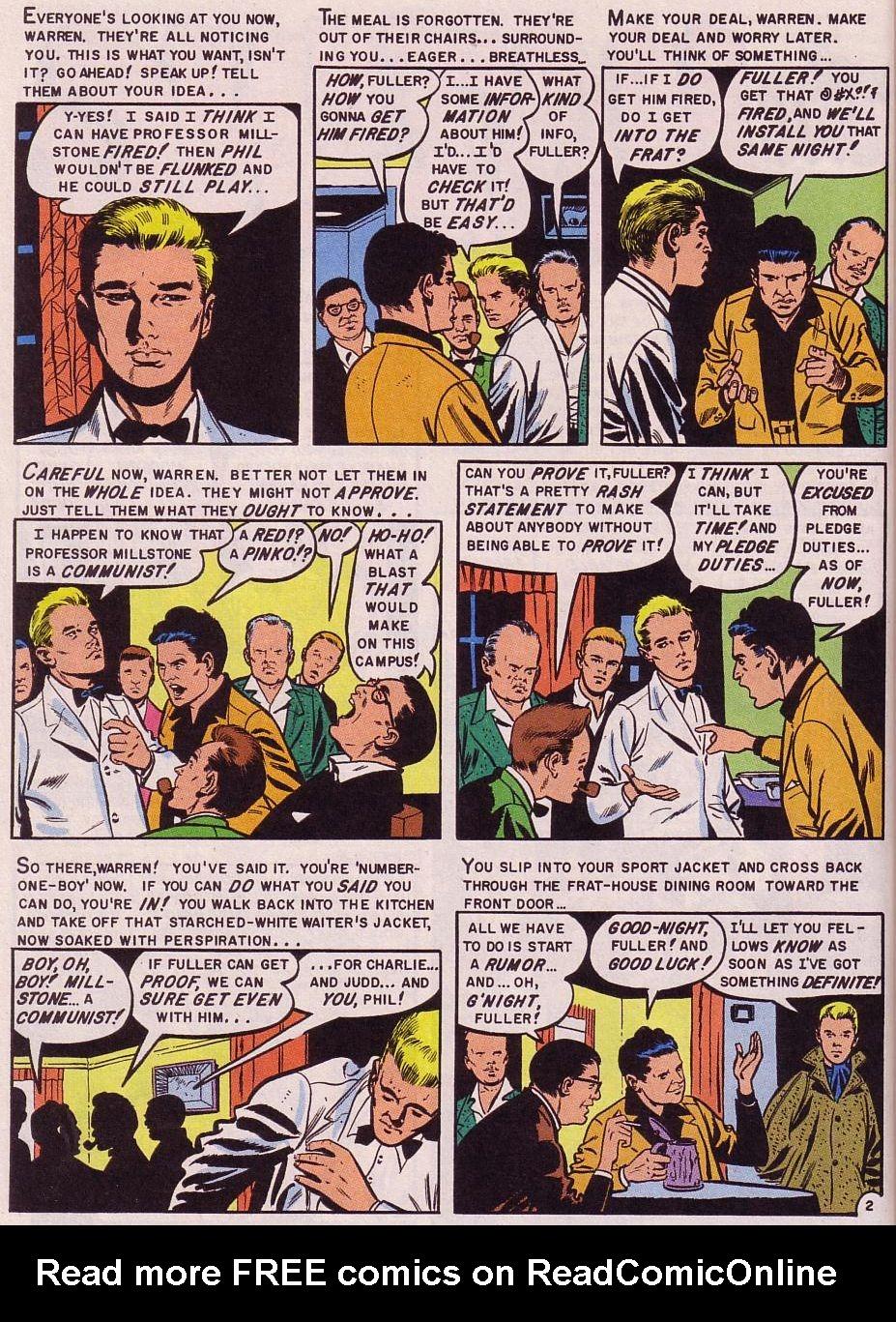 Read online Shock SuspenStories comic -  Issue #16 - 9
