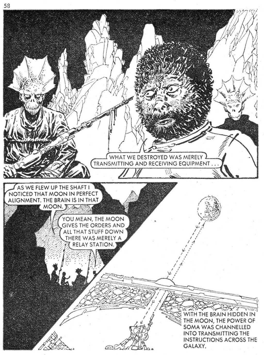 Starblazer issue 16 - Page 58