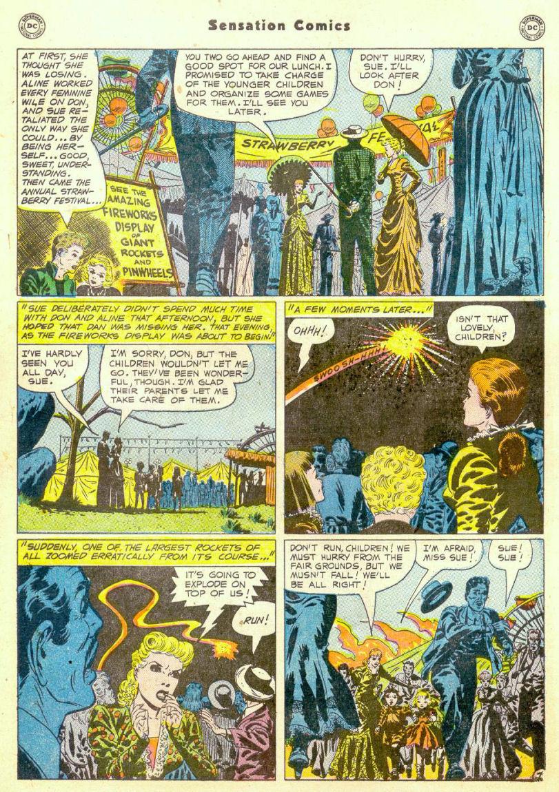 Read online Sensation (Mystery) Comics comic -  Issue #98 - 45