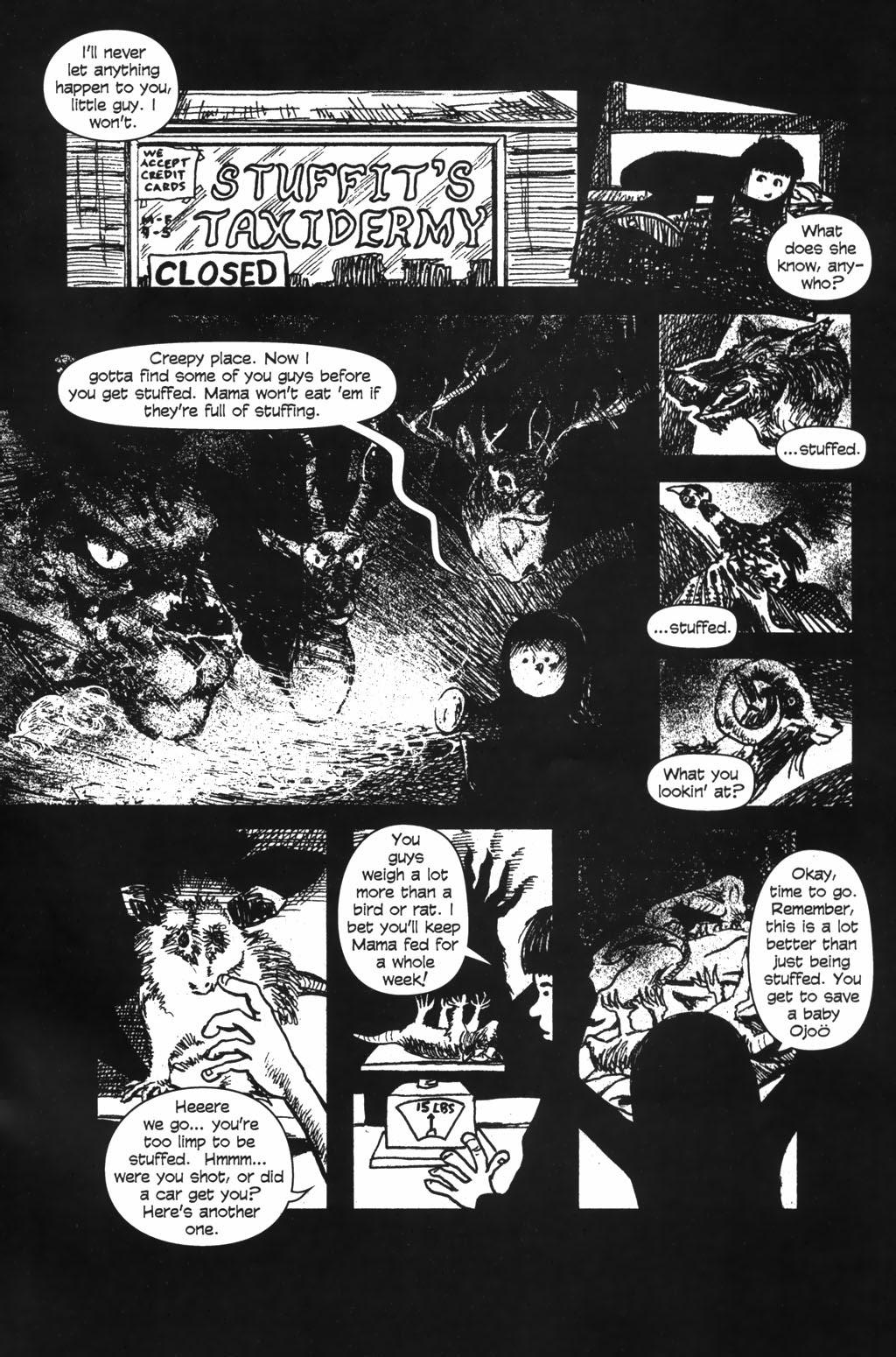 Read online Ojo comic -  Issue #2 - 23