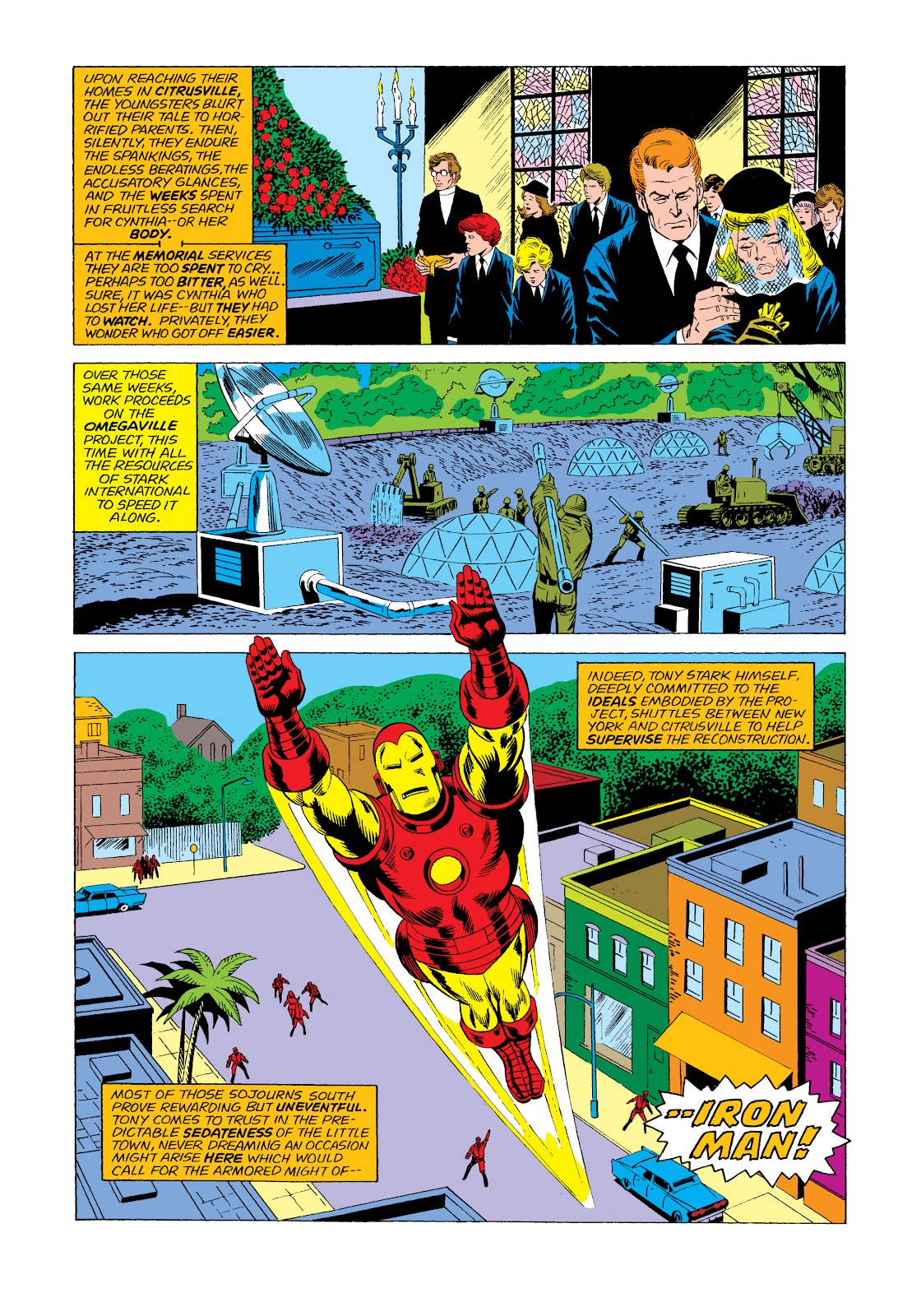 Read online Marvel Masterworks: The Invincible Iron Man comic -  Issue # TPB 11 (Part 2) - 29