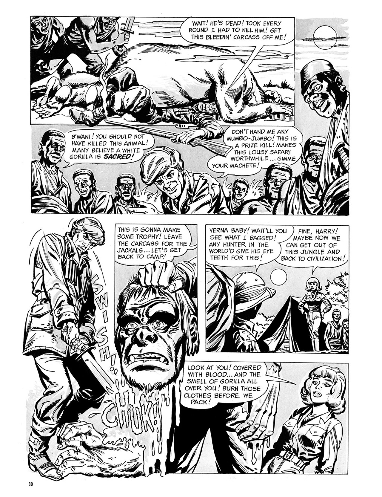 Read online Eerie Archives comic -  Issue # TPB 1 - 81