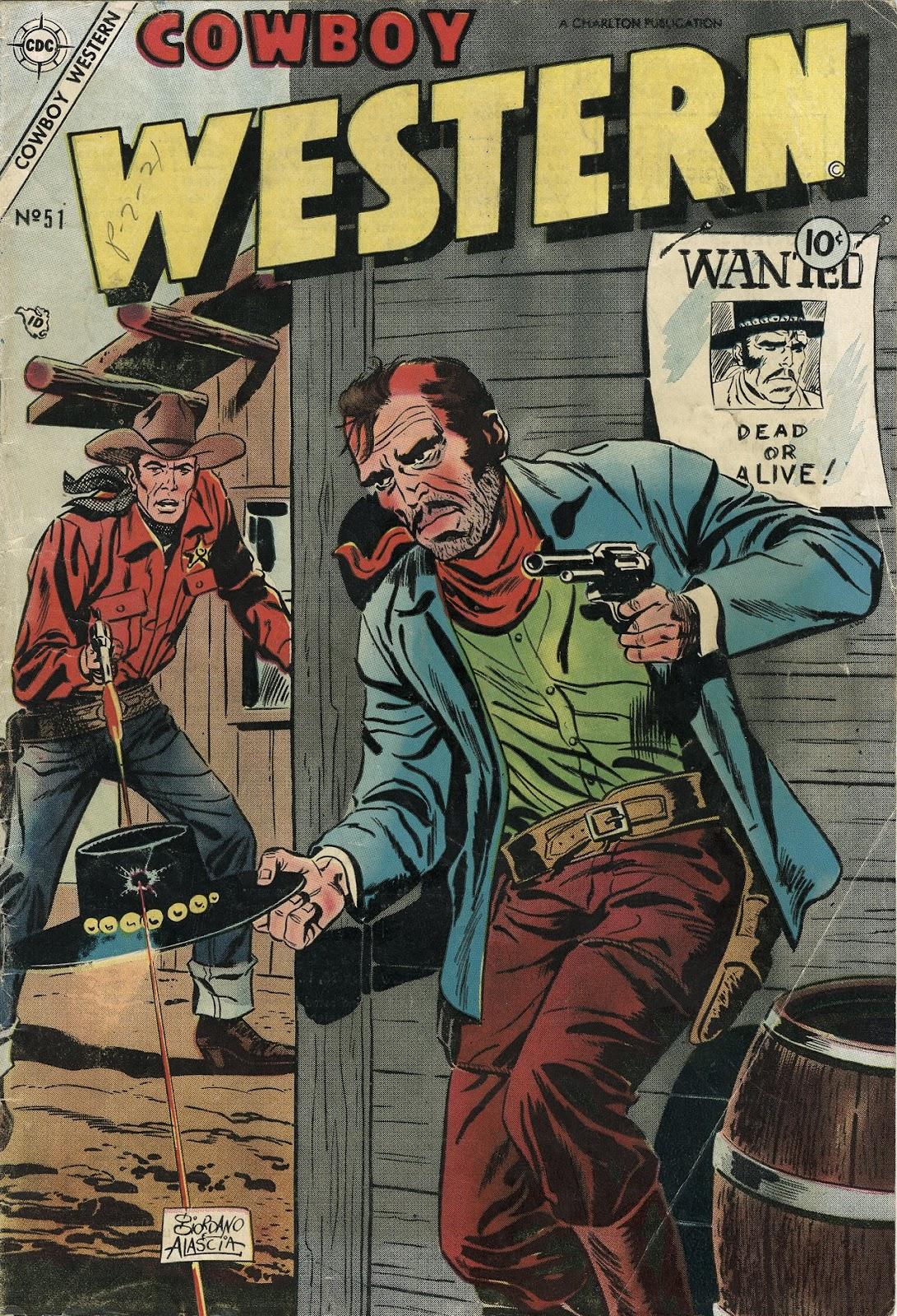 Cowboy Western 51 Page 1