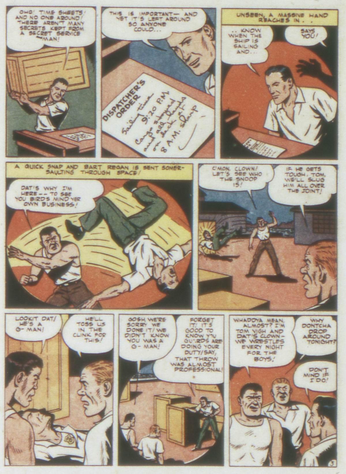 Read online Detective Comics (1937) comic -  Issue #74 - 44