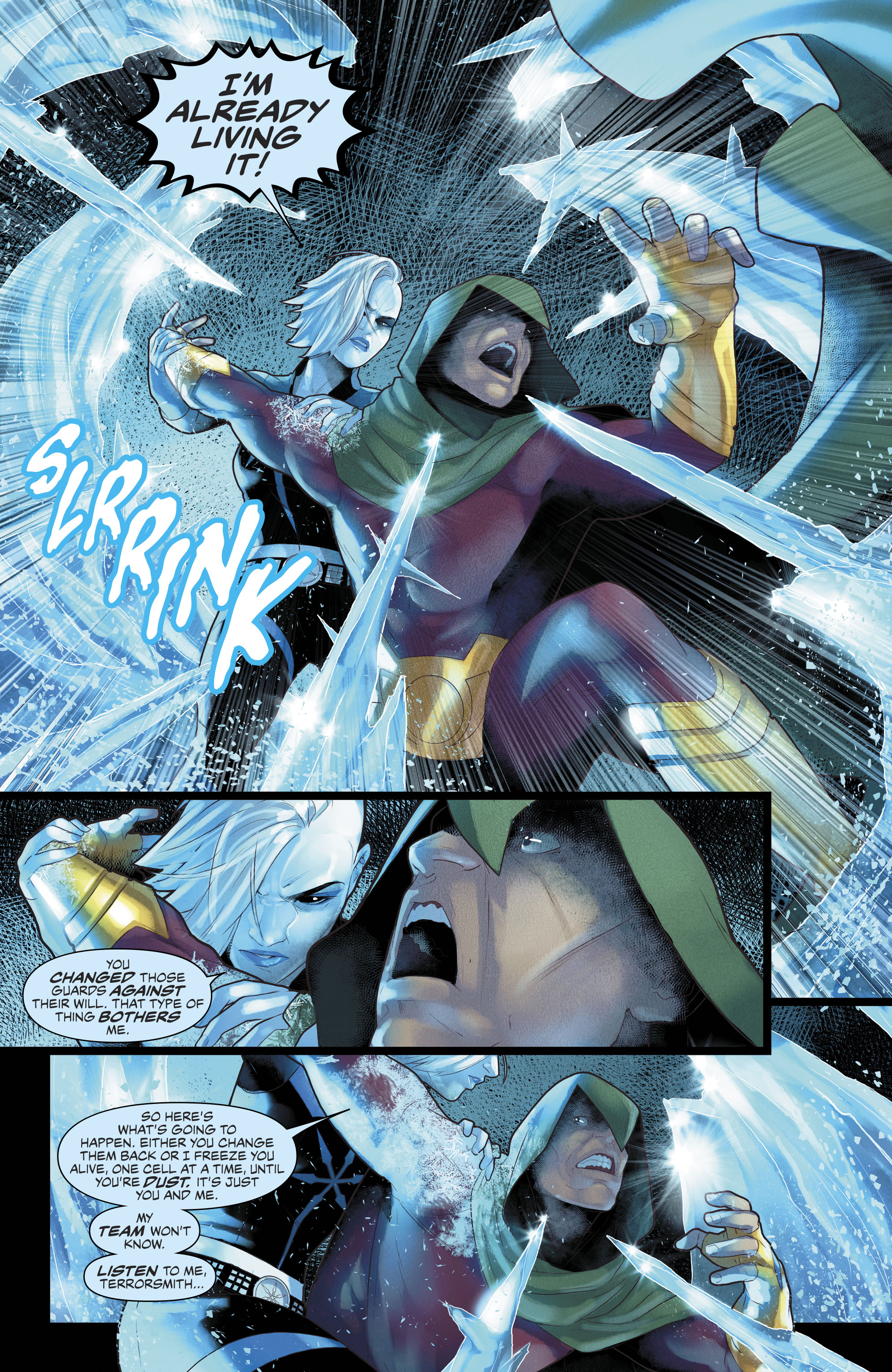 Read online Justice League of America (2017) comic -  Issue #7 - 17