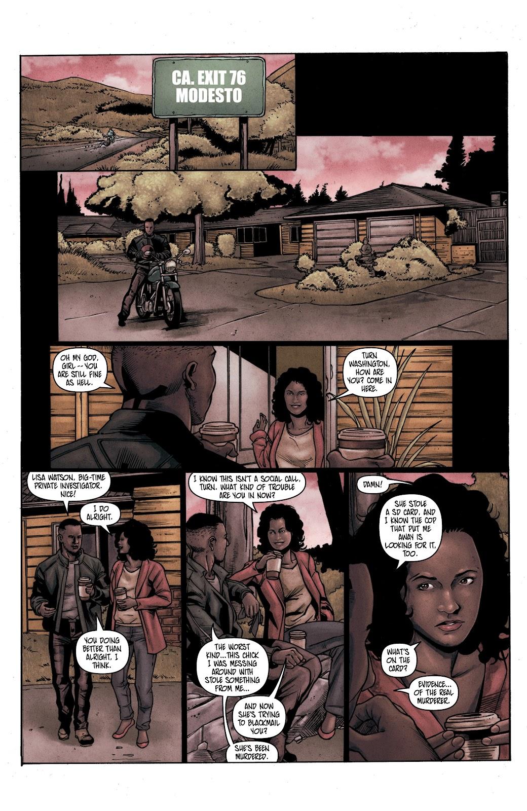 Read online Vindication comic -  Issue #2 - 13