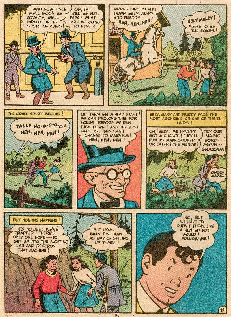 Read online Shazam! (1973) comic -  Issue #12 - 75