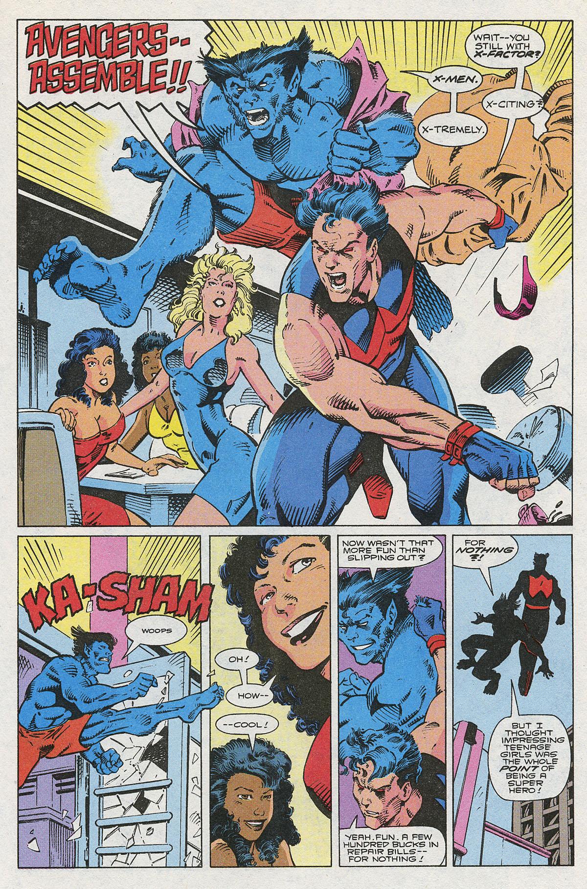 Read online Wonder Man (1991) comic -  Issue #5 - 18