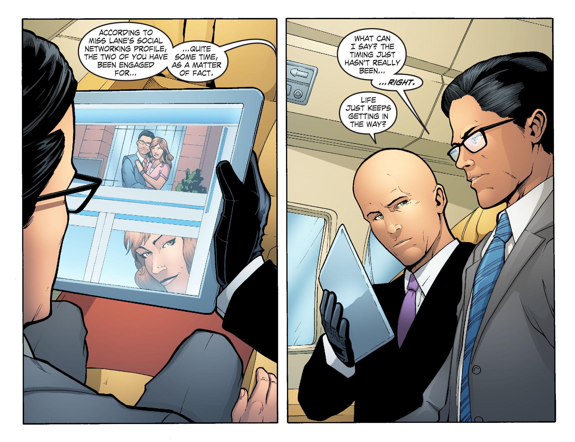 Read online Smallville: Alien comic -  Issue #3 - 11