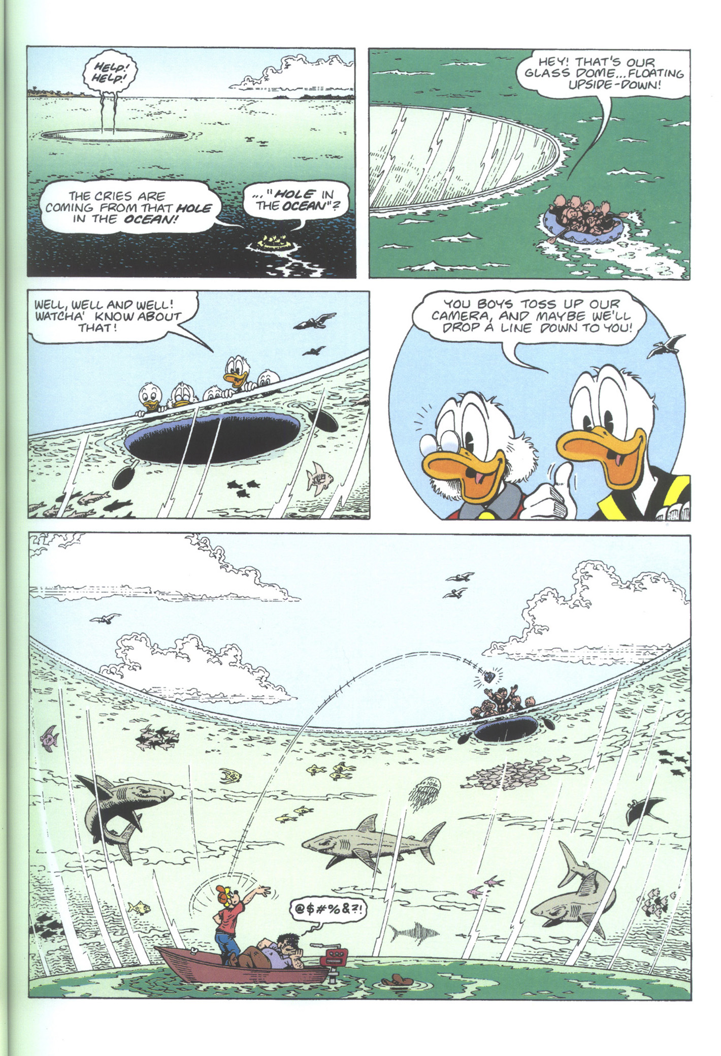Read online Uncle Scrooge (1953) comic -  Issue #365 - 22