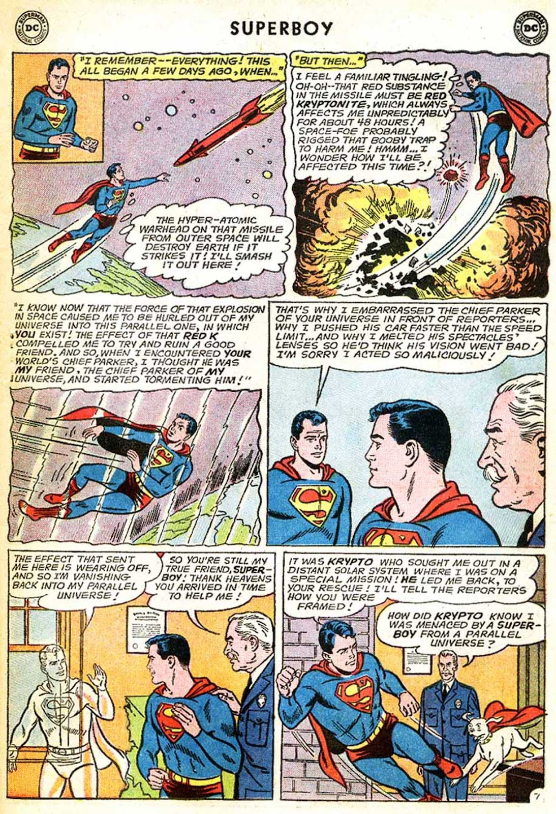Superboy (1949) issue 116 - Page 24
