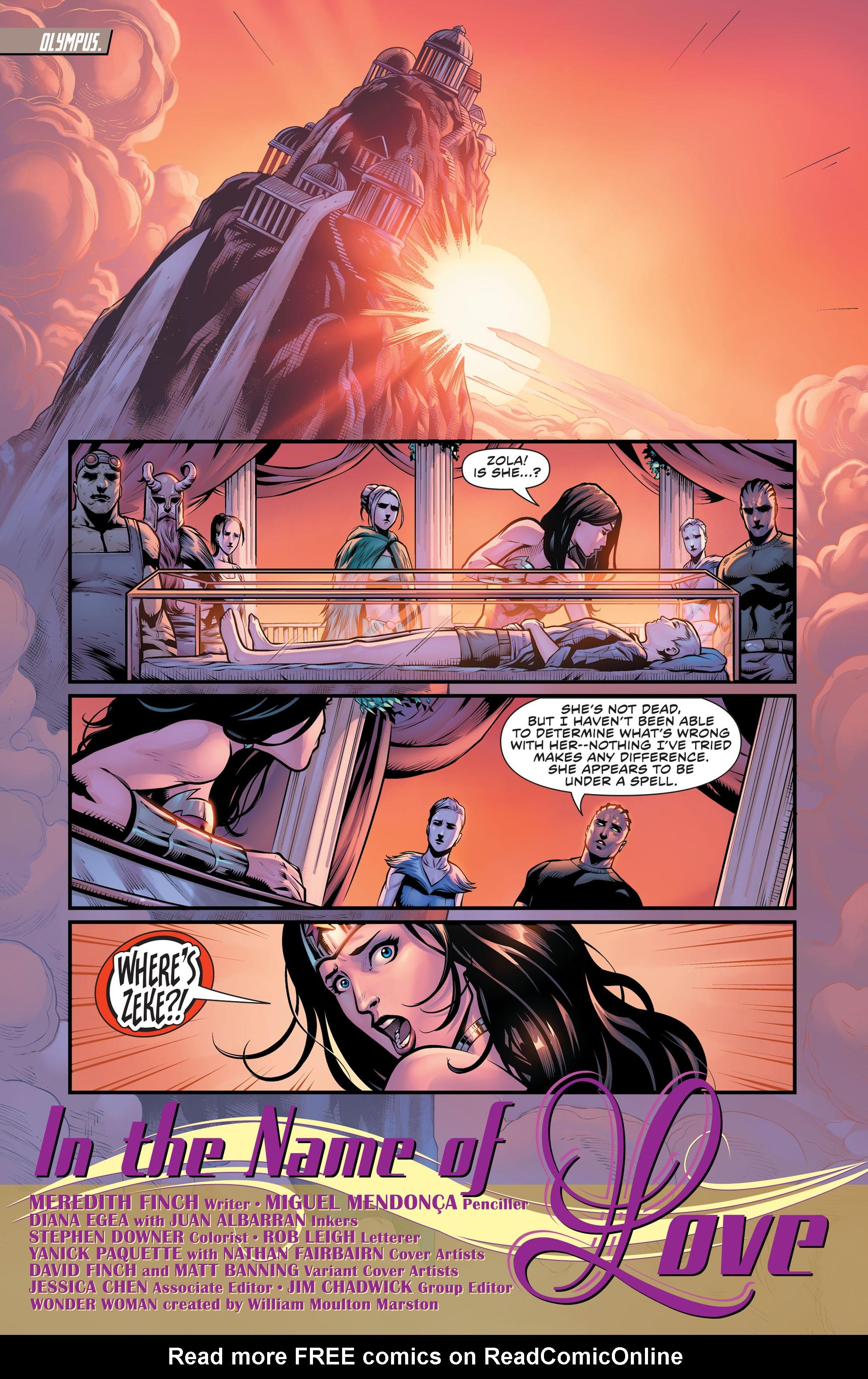 Read online Wonder Woman (2011) comic -  Issue #52 - 4