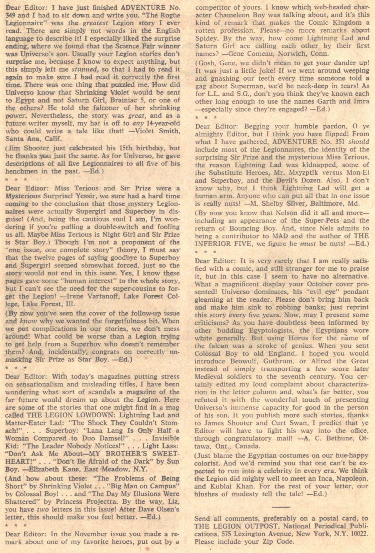 Read online Adventure Comics (1938) comic -  Issue #353 - 18