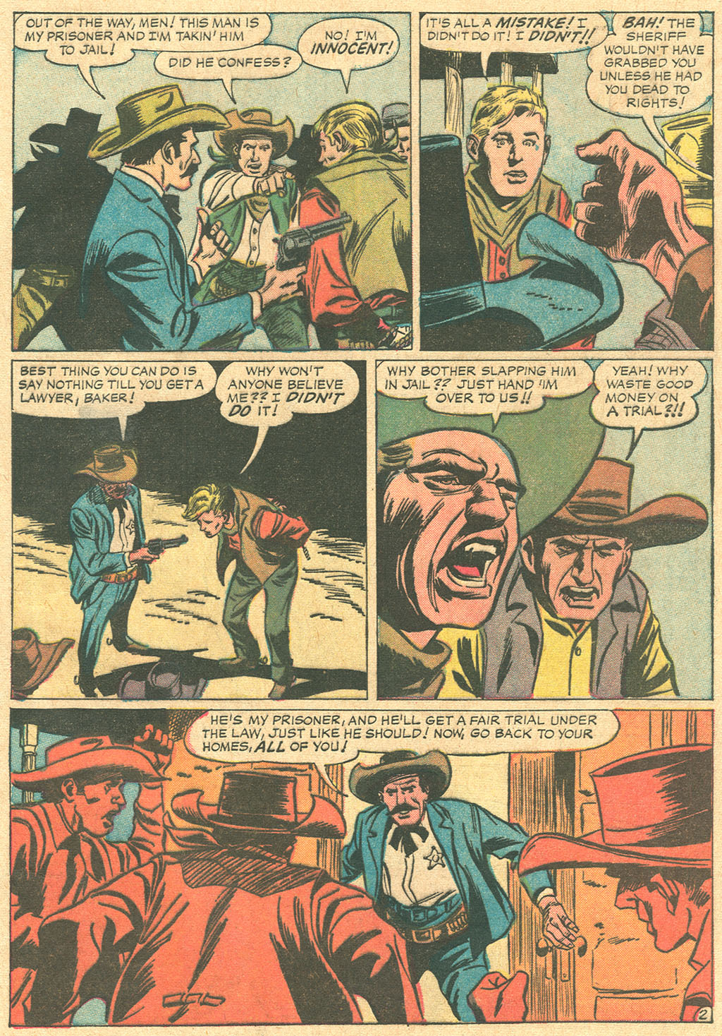The Rawhide Kid (1955) issue 37 - Page 29