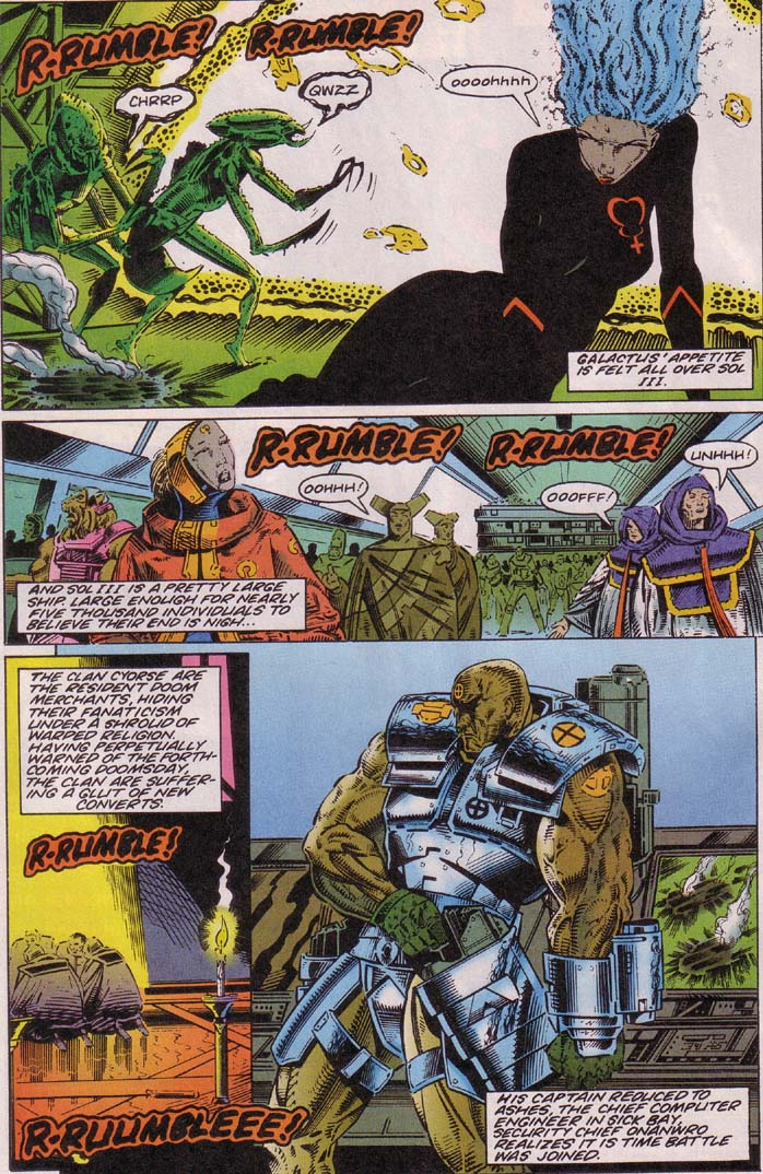 Read online Cyberspace 3000 comic -  Issue #3 - 3