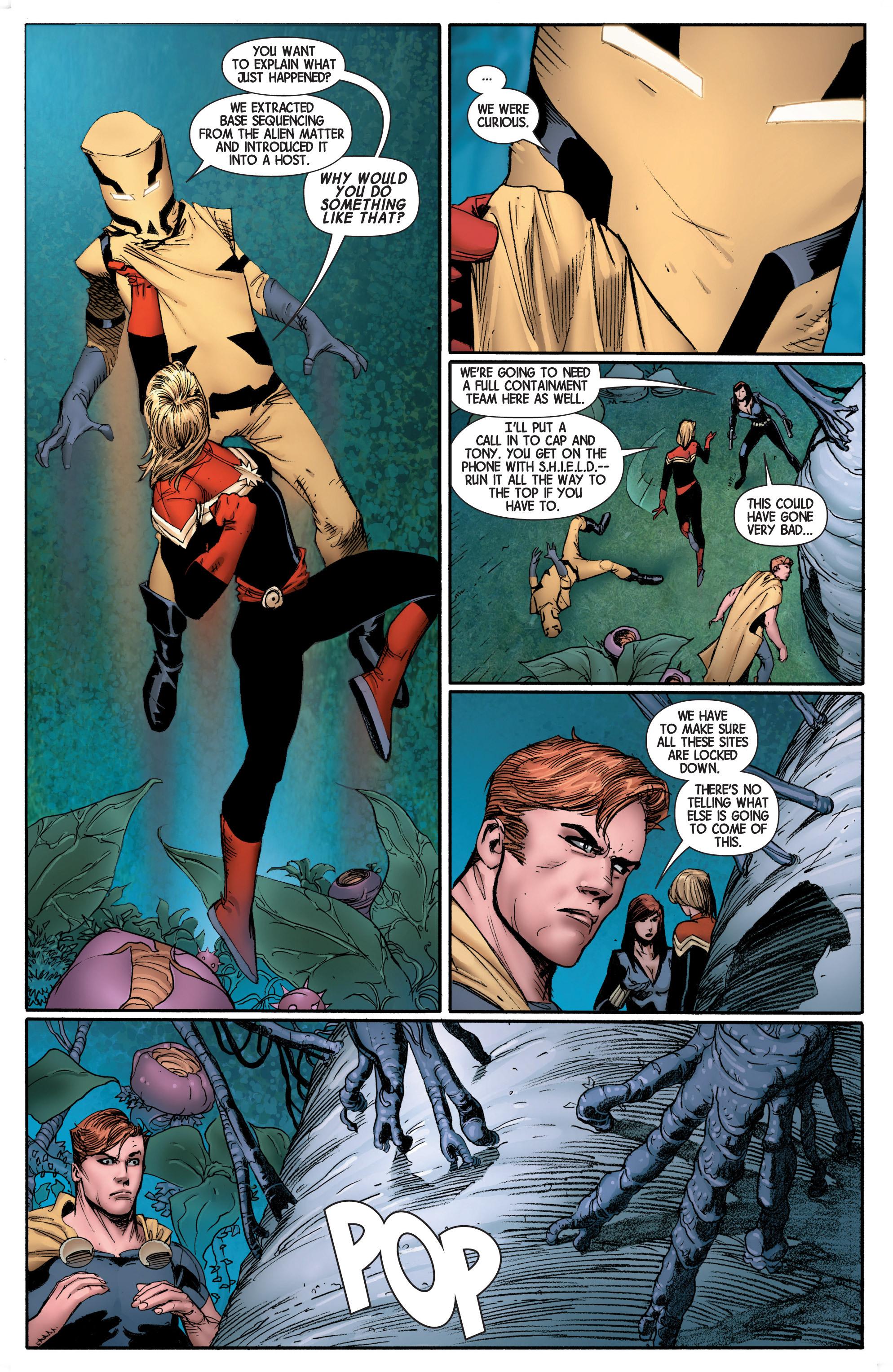 Read online Avengers (2013) comic -  Issue #Avengers (2013) _TPB 1 - 96