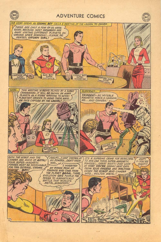 Read online Adventure Comics (1938) comic -  Issue #497 - 64