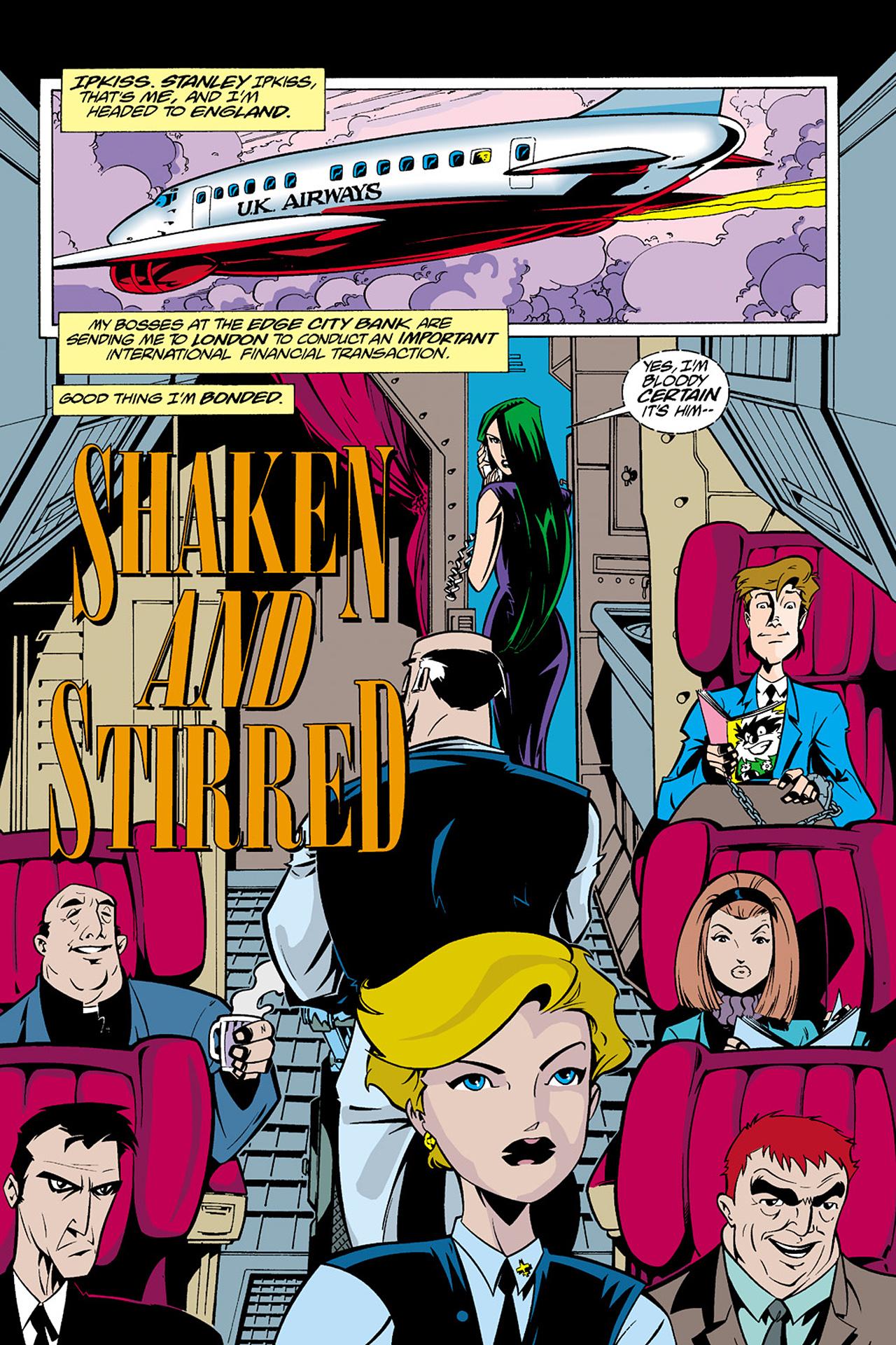 Read online Adventures Of The Mask Omnibus comic -  Issue #Adventures Of The Mask Omnibus Full - 257