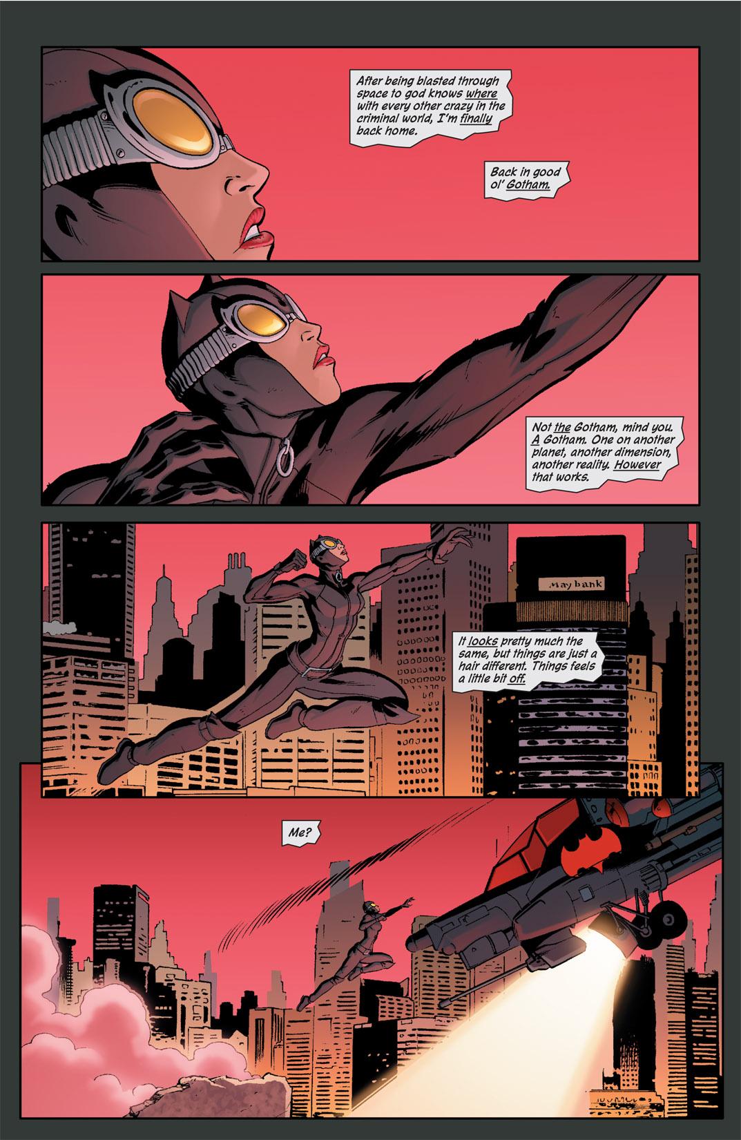 Catwoman (2002) #77 #77 - English 2