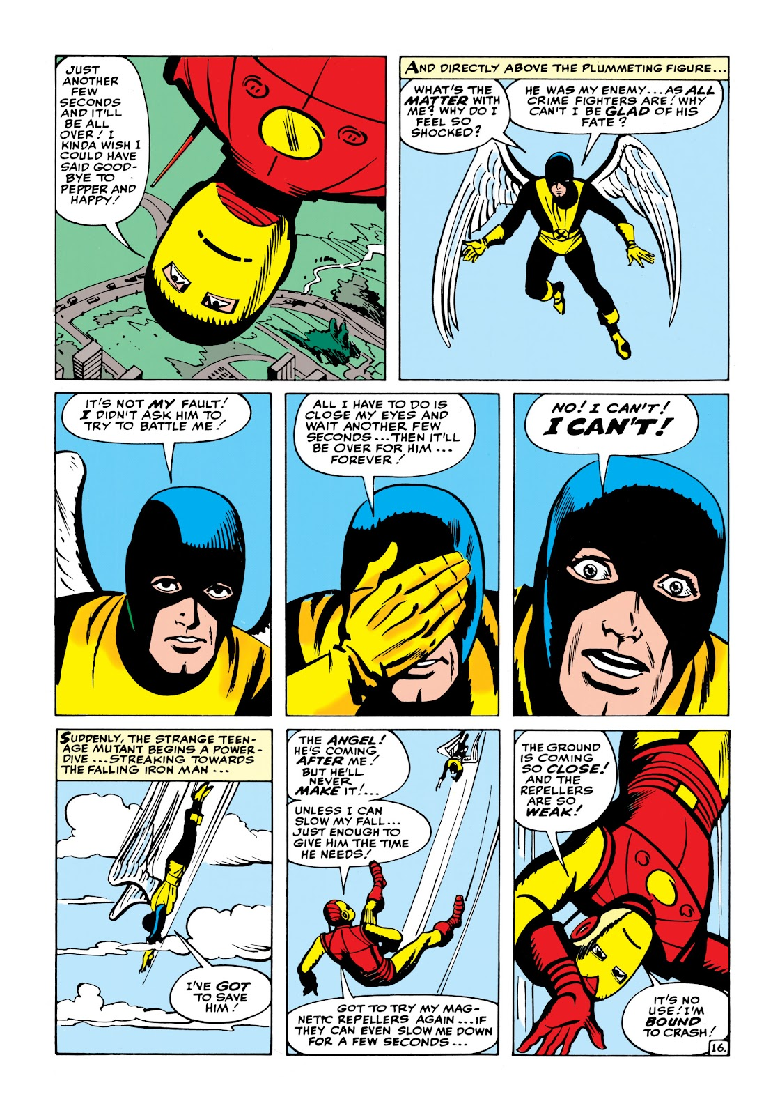 Read online Marvel Masterworks: The Invincible Iron Man comic -  Issue # TPB 1 (Part 2) - 74