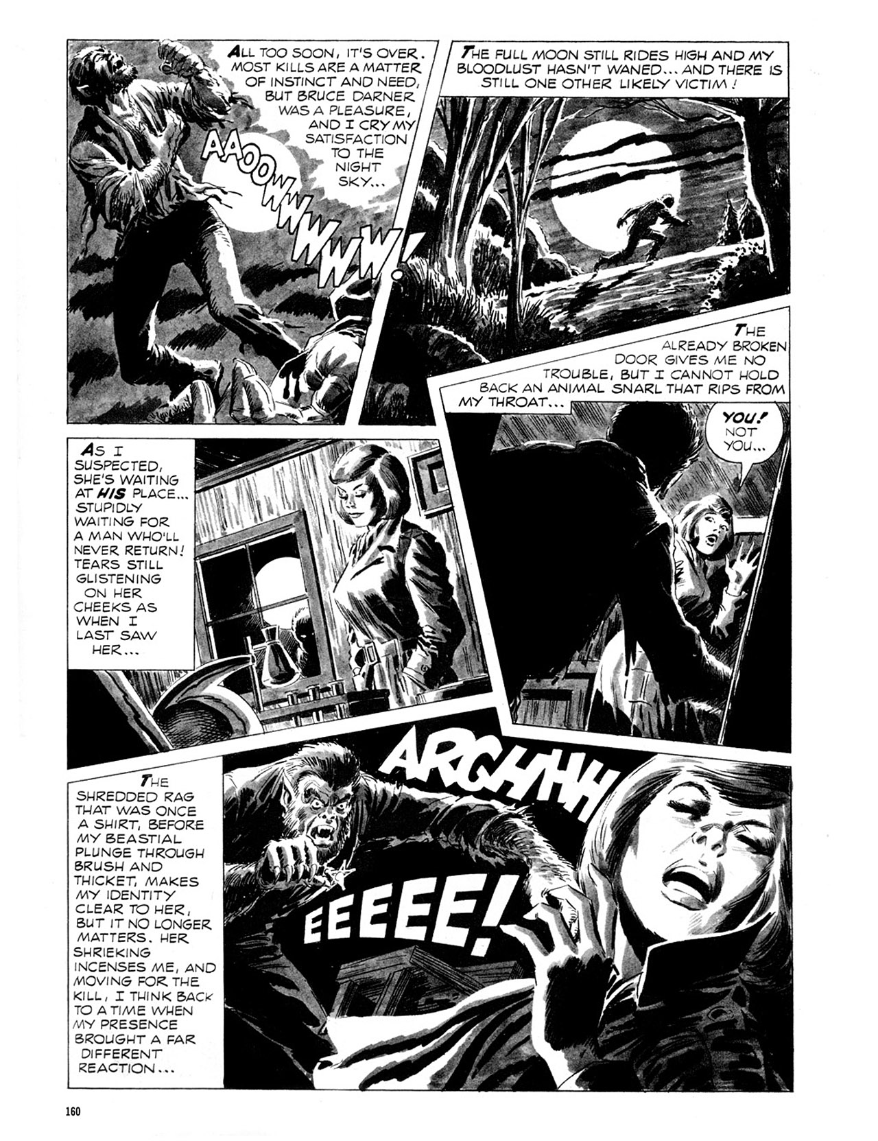 Read online Eerie Archives comic -  Issue # TPB 2 - 161