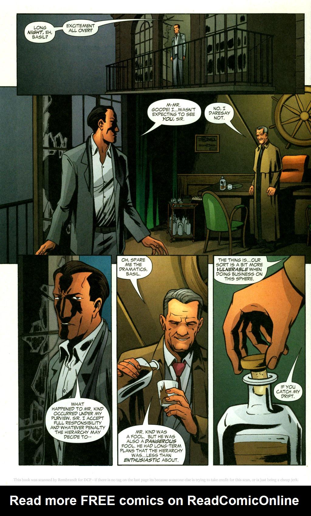 Read online Fallen Angel (2003) comic -  Issue #18 - 7