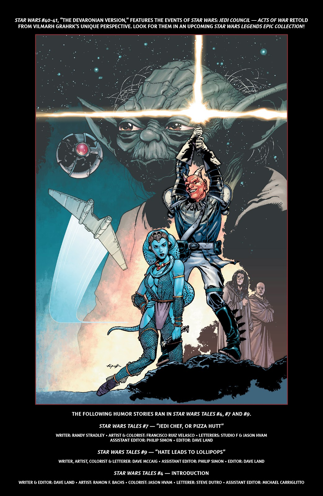 Read online Star Wars Legends: Rise of the Sith - Epic Collection comic -  Issue # TPB 1 (Part 5) - 70