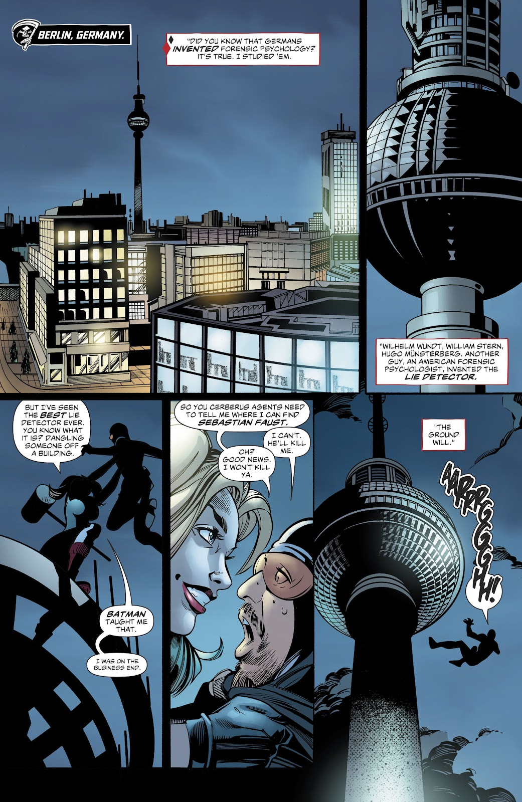 Read online Suicide Squad Black Files comic -  Issue #4 - 26