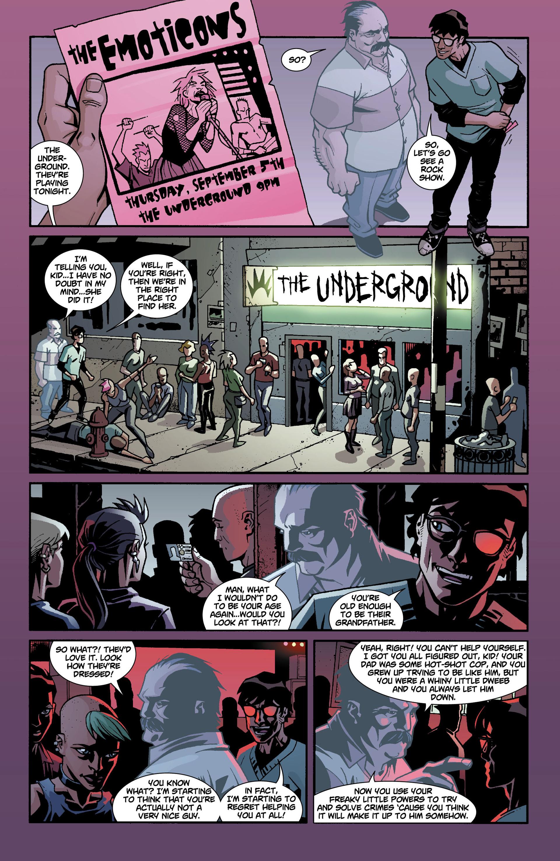 Read online National Comics: Eternity comic -  Issue # Full - 21