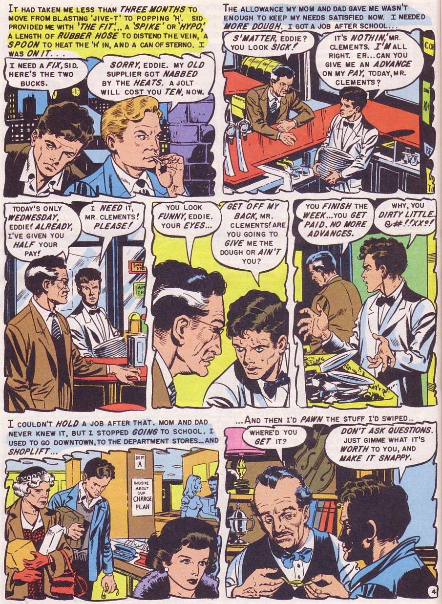 Read online Shock SuspenStories comic -  Issue #12 - 13