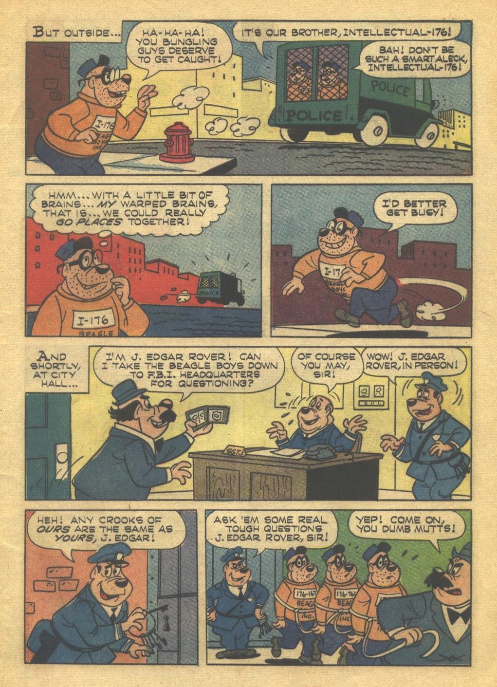 Walt Disney THE BEAGLE BOYS issue 7 - Page 5