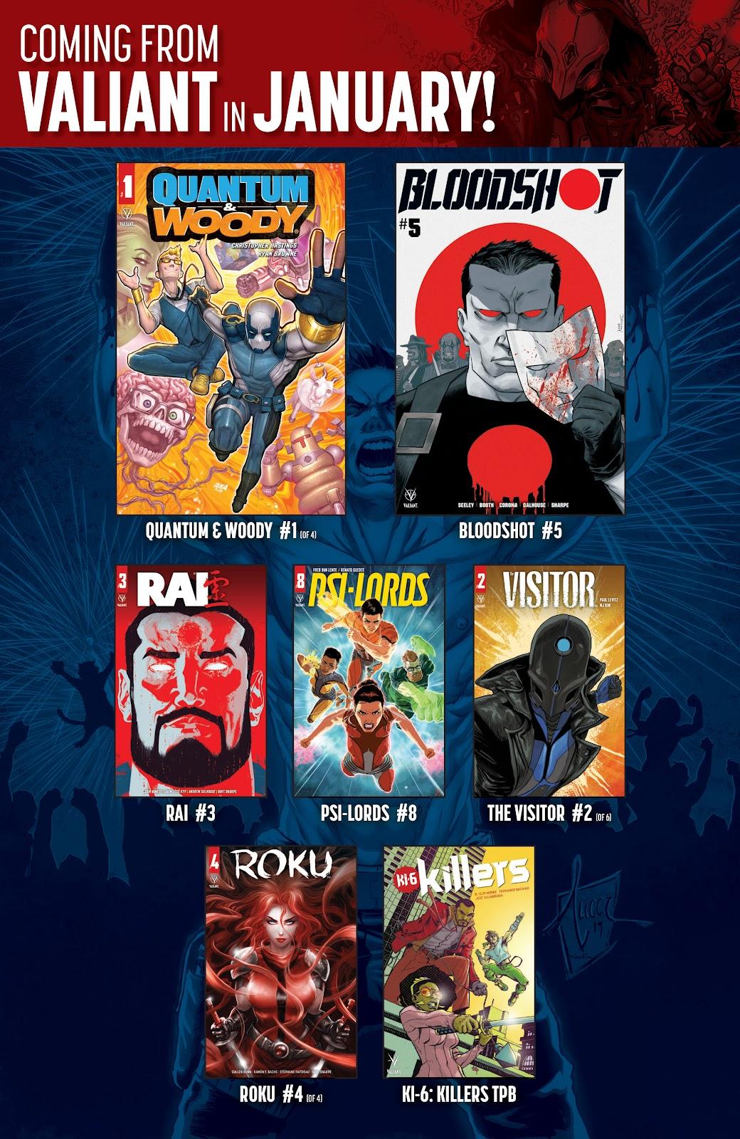 Read online Bloodshot (2019) comic -  Issue #4 - 31