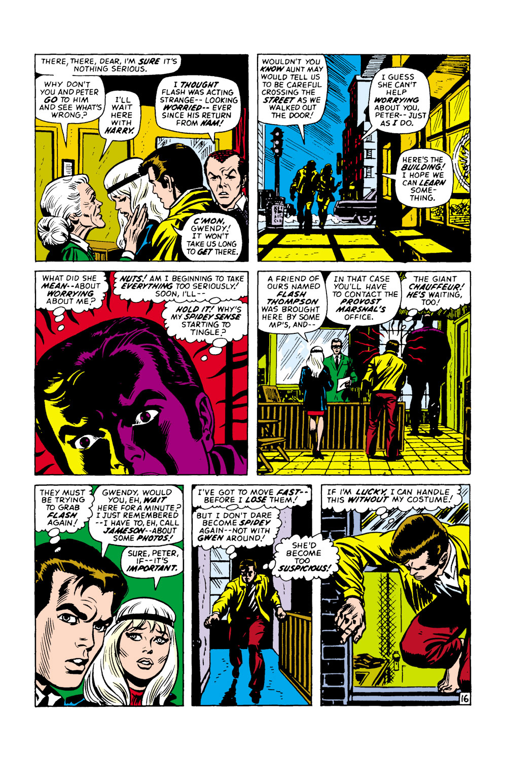 The Amazing Spider-Man (1963) 108 Page 16