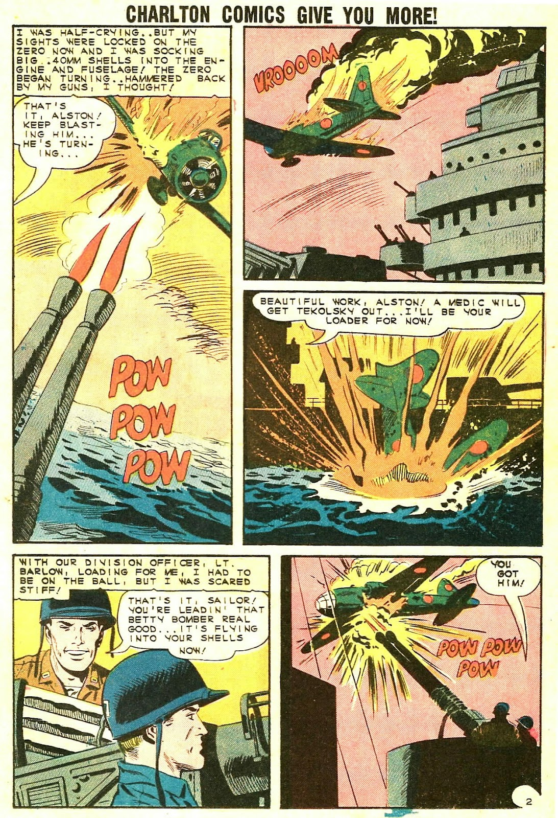 Read online Fightin' Navy comic -  Issue #118 - 17
