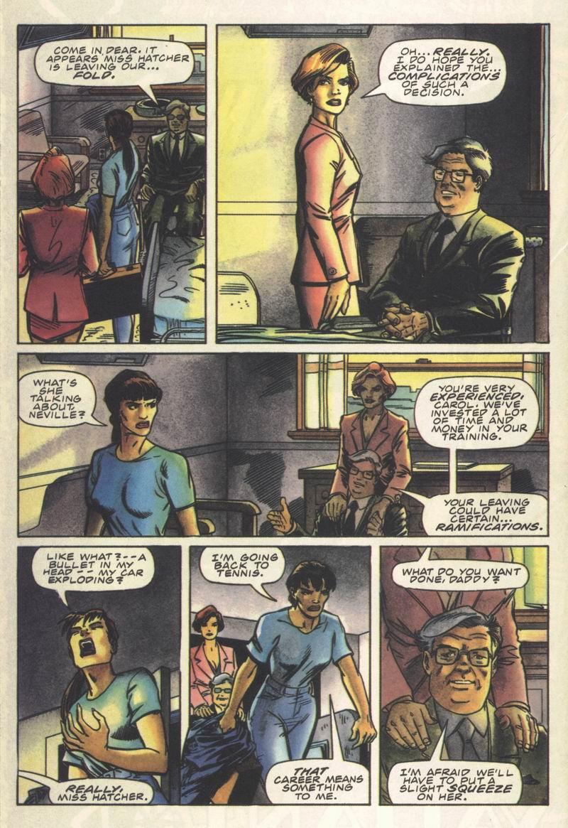 Read online Secret Weapons comic -  Issue #14 - 9