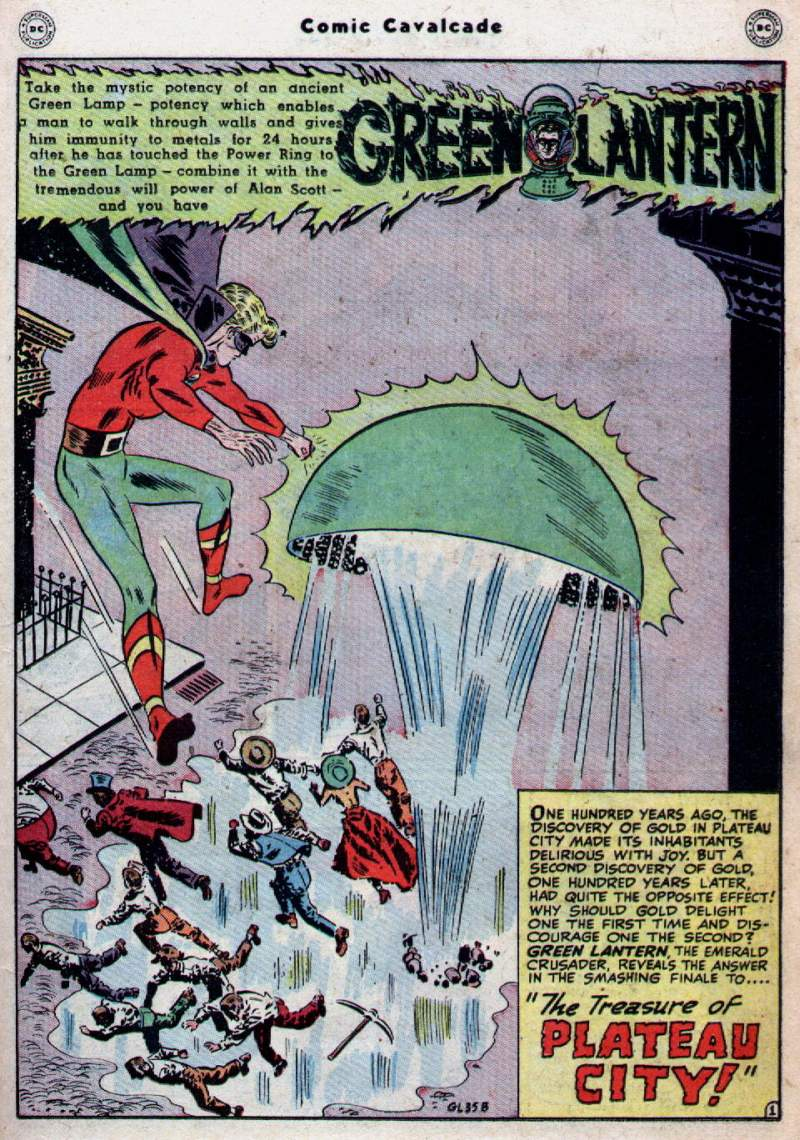 Comic Cavalcade issue 28 - Page 29