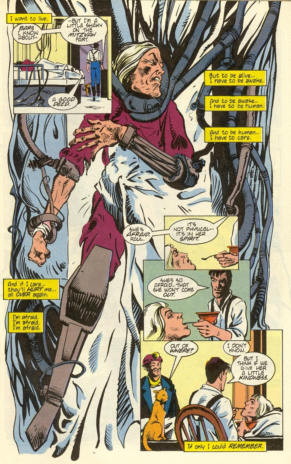 Read online American Flagg! comic -  Issue #40 - 19