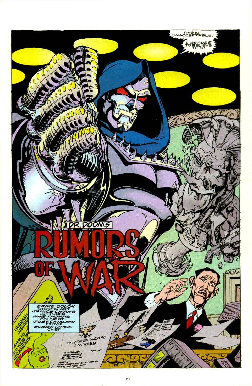 Read online 2099 Unlimited comic -  Issue #8 - 34