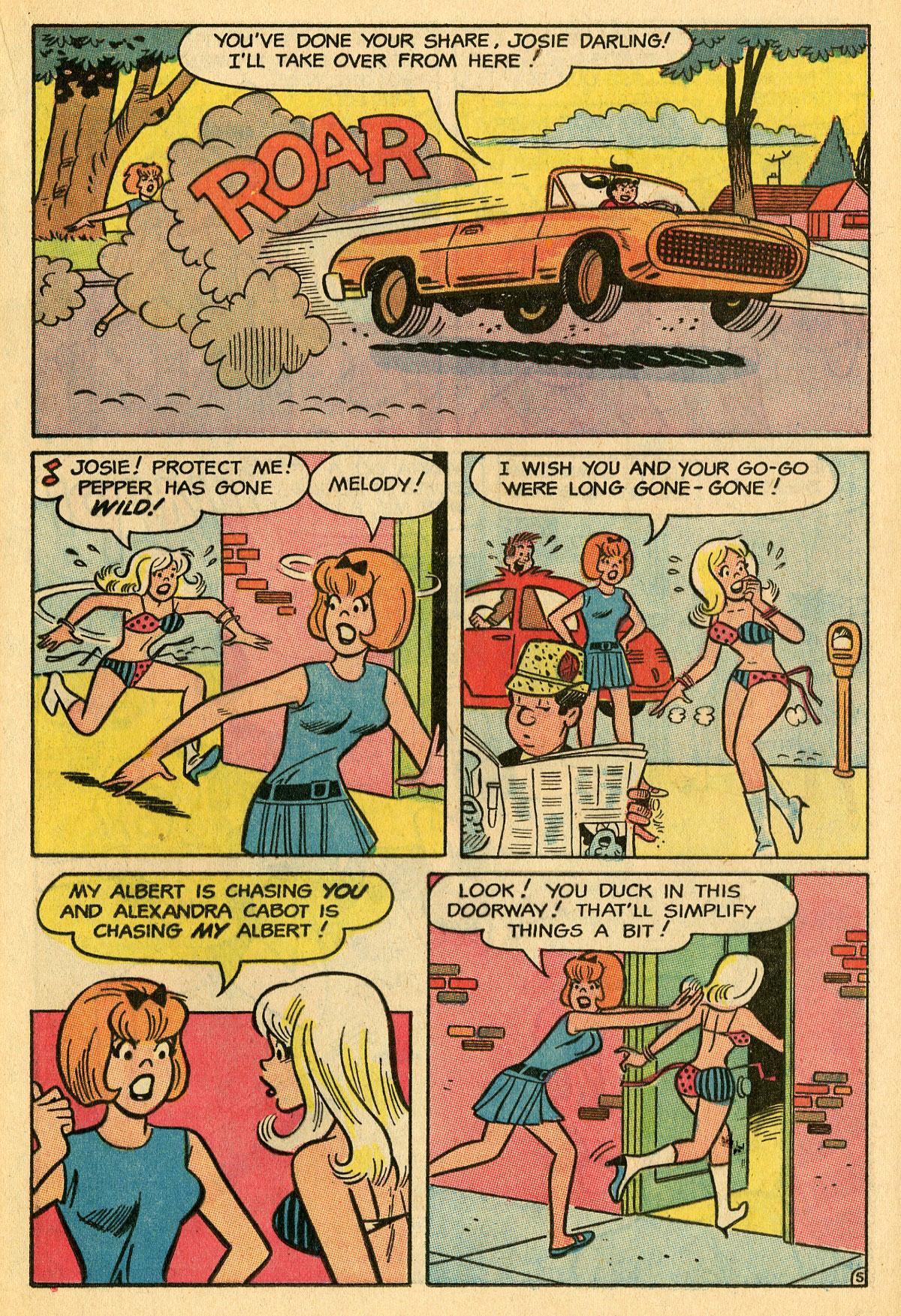 Read online She's Josie comic -  Issue #31 - 17