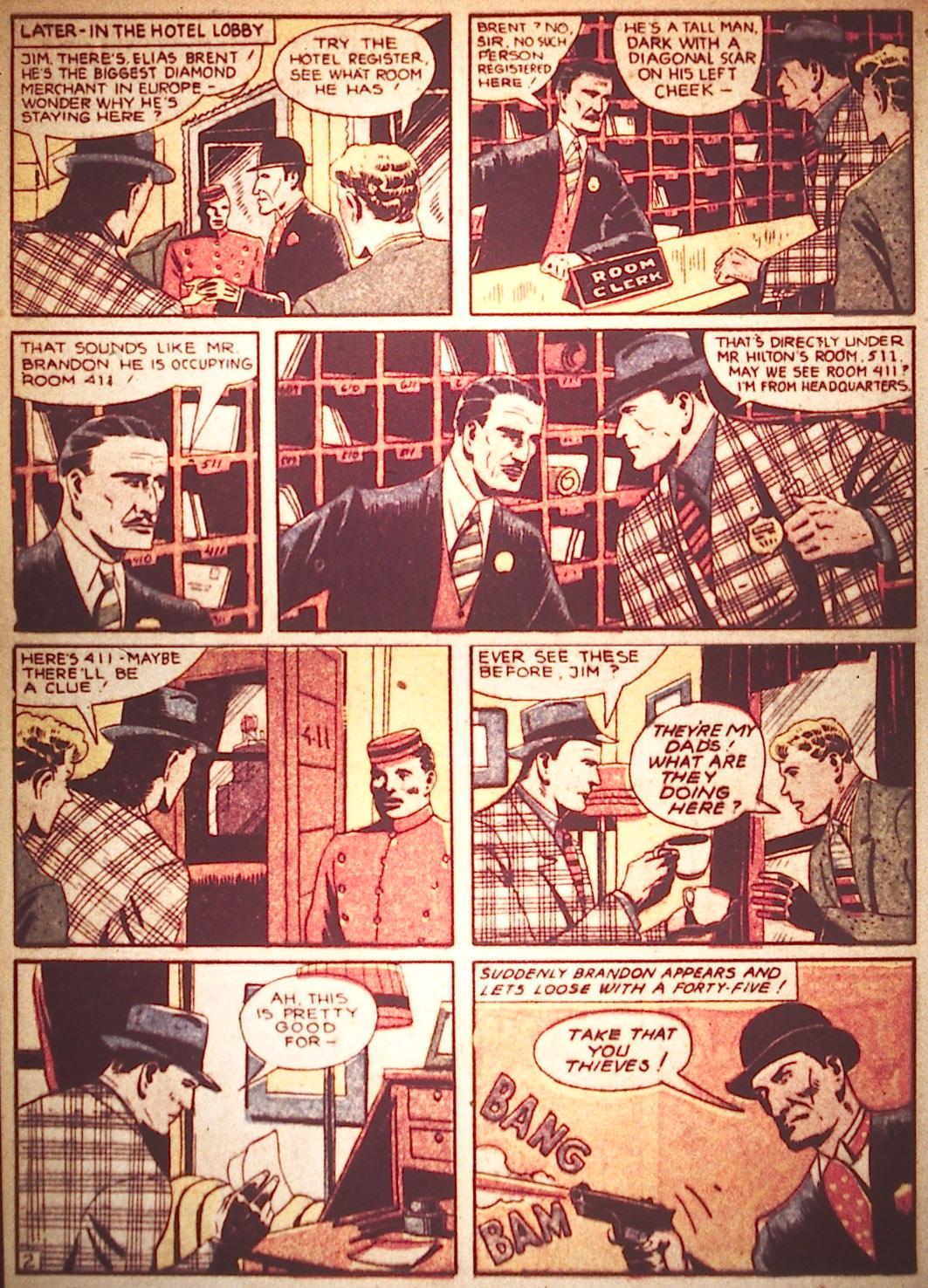 Read online Detective Comics (1937) comic -  Issue #18 - 4