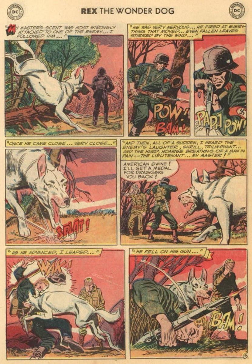 The Adventures of Rex the Wonder Dog issue 4 - Page 7
