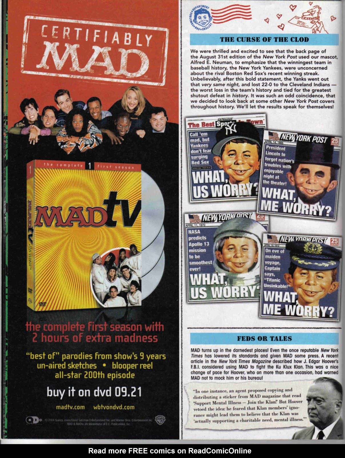 MAD issue 448 - Page 4