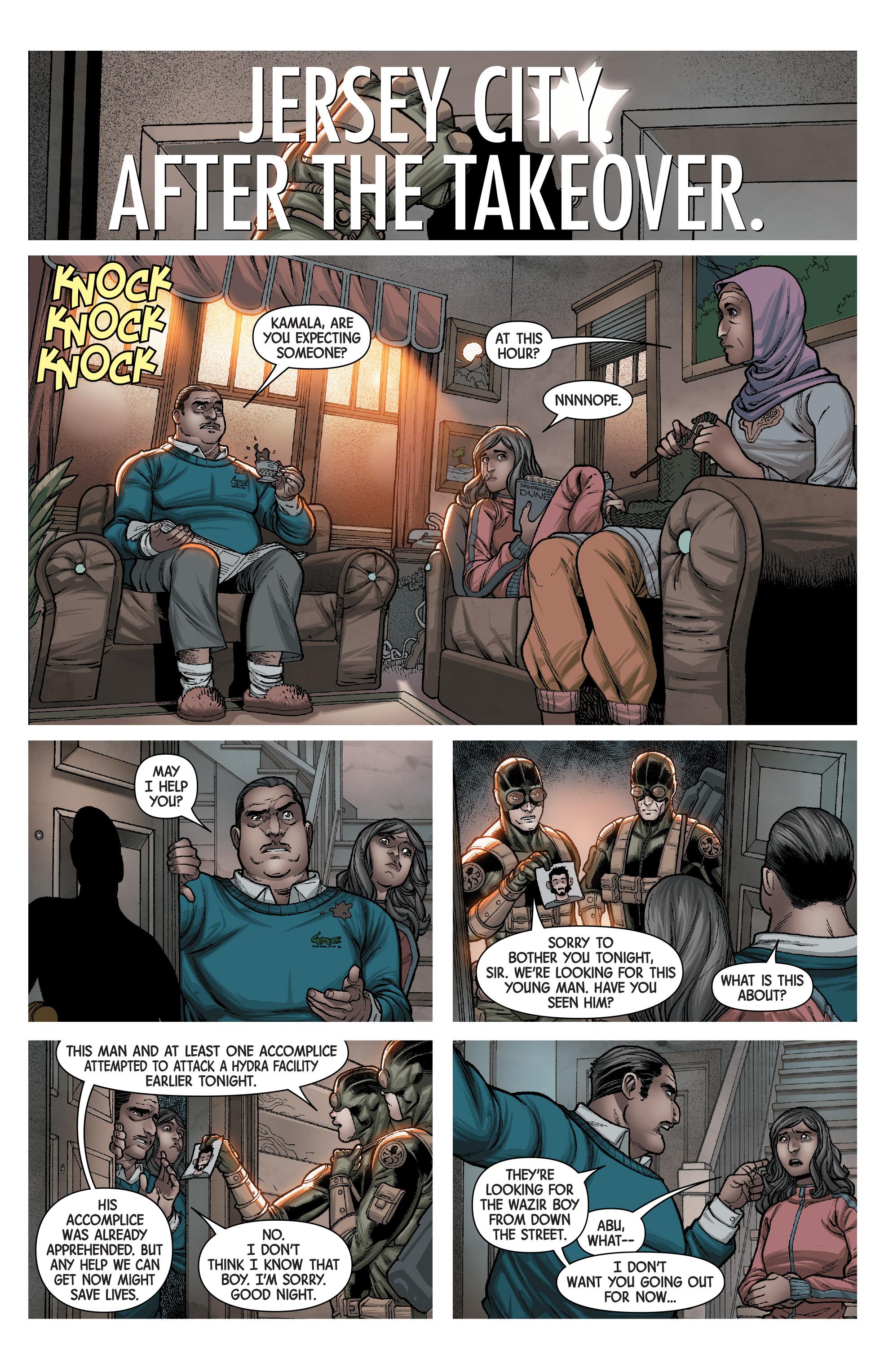 Read online Secret Warriors (2017) comic -  Issue #3 - 18